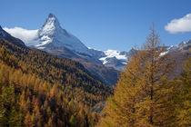 Zermatt : Matterhorn by Torsten Krüger