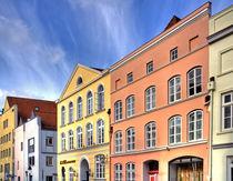 Fassaden by Roland Scheibner