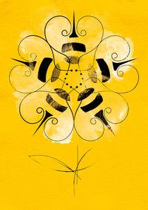Barbed Flower by Steven Baker