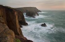 Lands End at dusk by Pete Hemington