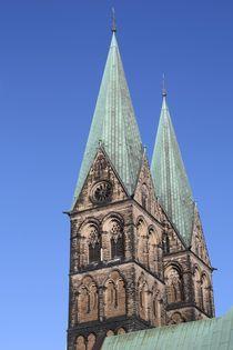 St. Petri Dom von Anja  Bagunk