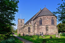St Mary's Church, Tutbury von Rod Johnson