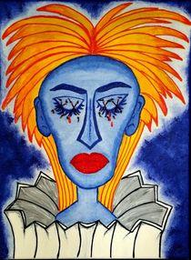 Yellow Woman by nimissa