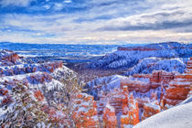 Bryce canyon in its beauty by louloua-asgaraly
