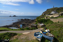 Cape Cornwall by Pete Hemington