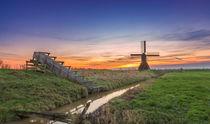 Fleetmühle am Honigfleet von Dennis Stracke