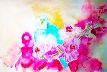 bird in the tree von Maria-Anna  Ziehr