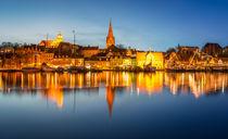 Goldenes Flensburg von Volker Klau