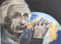 28_Einstein von Hildegunde Riemann