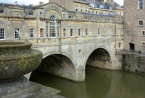 A Bridge over the Avon. von Philip Shone