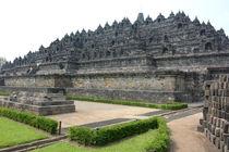 Borobudur Temple von Philip Shone