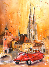 Regensburg Authentic by Miki de Goodaboom