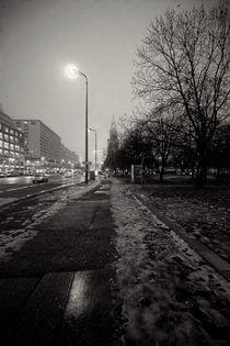Berlin, St. Marienkirche by langefoto