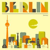BERLIN von Jazzberry  Blue