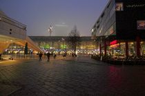 Berlin, S-Bahnhof Alexanderplatz von langefoto