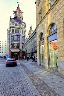 Leipzig, Riquethaus by langefoto