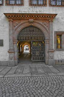 Leipzig, Portal zum Alten Rathaus by langefoto
