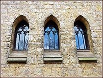 ~Windows of the Castle~ von Sandra  Vollmann