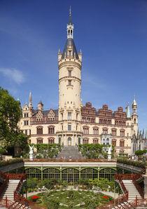 Schwerin : das Schweriner Schloss von Torsten Krüger