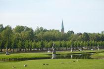 Schwerin : der Schweriner Schlossgarten von Torsten Krüger