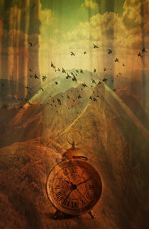 Veil of time von Emese  Horvath