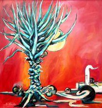 Yuccapalme von Eberhard Schmidt-Dranske