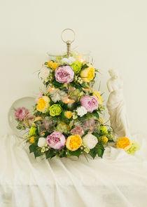 Blumenduft liegt in der Luft by Sina Meyer