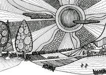 Sun Doodle von anel