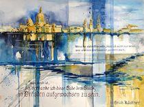 Erich Kästners Dresden von Claudia Pinkau