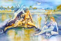 """""""Stille Wasser"""" von Claudia Pinkau"""