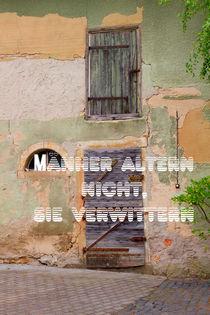 Männer altern nicht by Philipp Nickerl