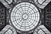 Galleria Vittorio Emanuele II (sw) by Frank Mitchell