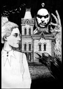 poem noir by Edison Wormhole