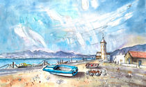 Playa Las Salinas 02 von Miki de Goodaboom
