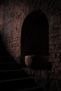 Roman Arch by Philip Shone