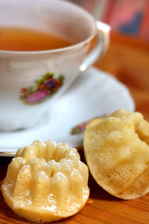 Teatime mit Miniguglhupf