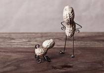 Simple Things - Mann und Hund by Nailia Schwarz