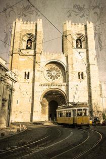 Cathedral Tram  von Rob Hawkins