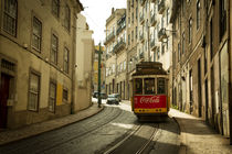 Cola Tram  by Rob Hawkins