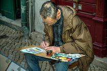 Lisboa Artiste  by Rob Hawkins