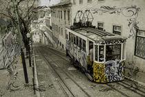 Lisbon-funicular