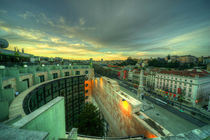 Lisbon Hotel Vista  by Rob Hawkins