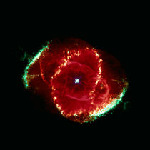 Cats Eye Nebula von Stocktrek Images