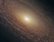 Spiral Galaxy NGC 2841 von Stocktrek Images
