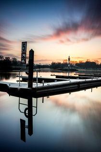 Yachthafen Barßel von Patrick Klatt