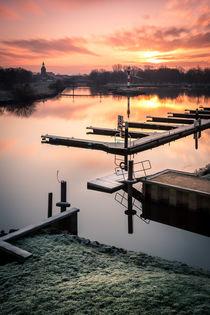 Barßeler Hafen by Patrick Klatt