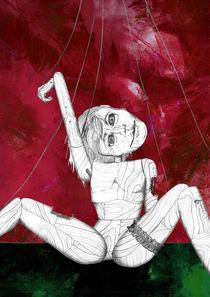 Marionette by Nadja Schindler