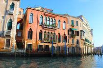 Venedig by Nadja Schindler