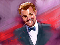 Leo DiCaprio - Oscar  by Timm Meyer