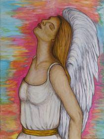 Engel der Stärke by Marija Di Matteo